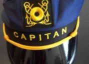 Gorros de capitan