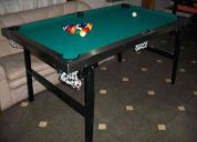 Mesa de pool en acero inoxidable 4207-5728