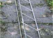 Correa-cabreada de hierro 5mts. en b blanca