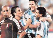 Ticket de futbol **en argentina