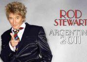 Rod stewart venta de entradas campo s/n (al costo)