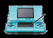 Nintendo ds  c/  tarjeta r4