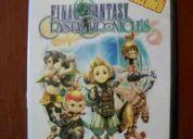Final fantasy crystal chronicles (gamecube)