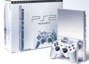 Playstation 2+ 2 joystick orig+juegos