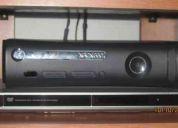 Xbox 360 elite 120 gb+ kinect+2 joysticks+guitarra+juegos