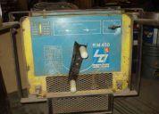 Maquina de soldar rectificadora de yodos de cilicio
