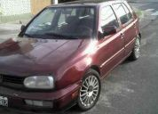 Vendo vw golf 97 full al dia  liquido urgente $20500