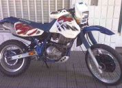 Sport moto: suzuki dr 650 1992 japonesa excelente estado unica