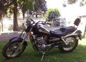 Sport moto: mondial  hd  250 a  2007 excelente estado