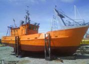 Vendo barco pesquero , a nuevo, mil cajones