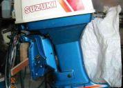 Lancha astillero fuentes jf 2000 con suzuky 85 hp  impecable