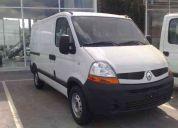 Renault master chasis cabina/furgon/minibus
