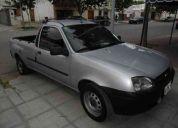 Oportunidad!!! vendo ford courier 2006 nafta! excelente estado!