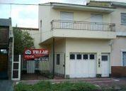 Disponible desde enero. duplex 4 amb. con cochera y patio.