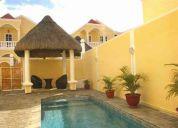 Villa : 6/7 personas - piscina - junto al mar - grand baie  mauricio