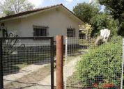Villa gesell chalet para 5  personas en zona  residencial tranquila solo a familias