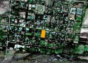 Fracción de 8000 m2 en villa 25 de mayo