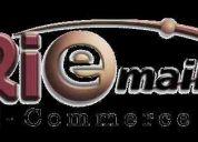 Rio e-mail - diseño profesional de paginas web - hosting