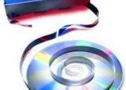 Pasa tus cassetes vhs a dvd! no pierdas esos recuerdos!
