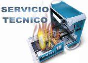 Servicio tecnico de pc en gral.