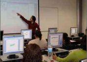 Capacitacion en computacion e informatica para adultos