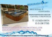 Reparacion de bañera de hidromasaje, reparacion de motor de hidromasaje, accesorios,etc