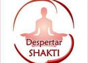 Despertar shakti, escuela de reiki