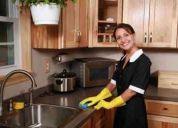 Agencia ofrece personal domestico por hora