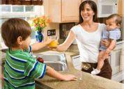 Selectora familiar ofrece personal para su hogar precio,calidad y servicio.