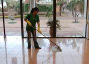 Limpieza profunda en casas,deptos,negocios.