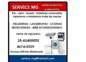 Service mg servicio tecnico a domicilio