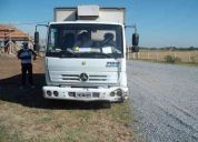 Transporte con frio para traslado de mercaderia refrigerada y general