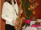 Casiana grosso - saxofonista. show de saxo en fiestas, casamientos, cumpleaños, eventos