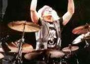 Se busca baterista para banda de hard rock (no ochentoso) de 20 a 25 años