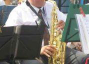 Saxofonista todos los ritmos se ofrece