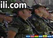 Encuentren a sus amigos del servicio militar