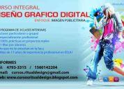 Curso diseño publicitario digital