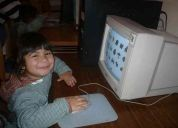 Clases de computacion para personas con capacidades diferentes