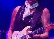 clases de guitarra contemporanea vacantes limitadas