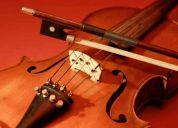 Clases de violín - centro