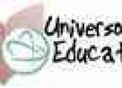 Clases de apoyo particulares matemática, física, química, biología a domicilio o en instit
