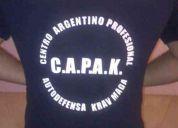 Centro argentino profesional autodefensa kravmaga instructor tecnicas cuchillos y desarme