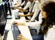 Cursos de computacion dirigidos a adultos