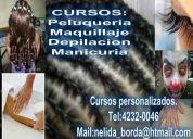Cursos de peluqueria y estetica