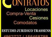 abogados   mar del plata  contratos  4862727-155458788