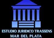 abogados   mar del plata  familia laboral jubilacione  dra. trassens   4862727-155458788