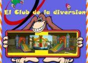 El club de la diversion esta buscando jovenes animadoras(es) , bailarinas (es)