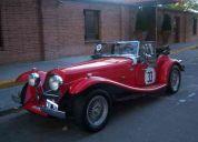 Alquilo auto sport de epoca!!!!!!!!!!!!!!!! especial cine y television