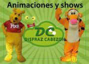 Busco animador/a para empresa de eventos infantiles buena presencia y trato con los niños