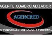 Atencion !! buscamos vendedores de creditos ! cdon oficinas o vendedores particulares !!